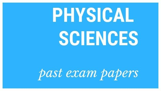 Past matric exam papers: Physical Sciences | Parent24
