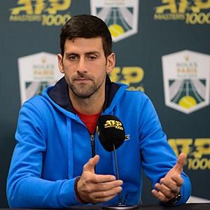 Novak Djokovic (PA)