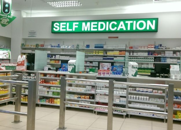The Dis-Chem pharmacy is seen. (Duncan Alfreds, News24, file)