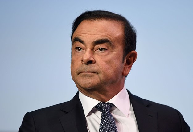 Carlos Ghosn ex chair