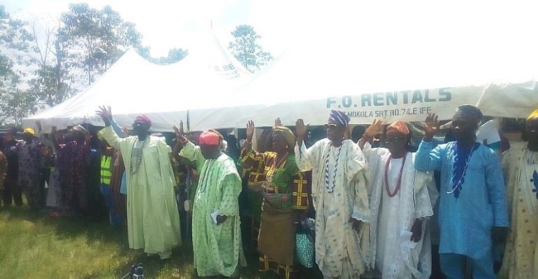Traditional rulers declare end to Female Genital M