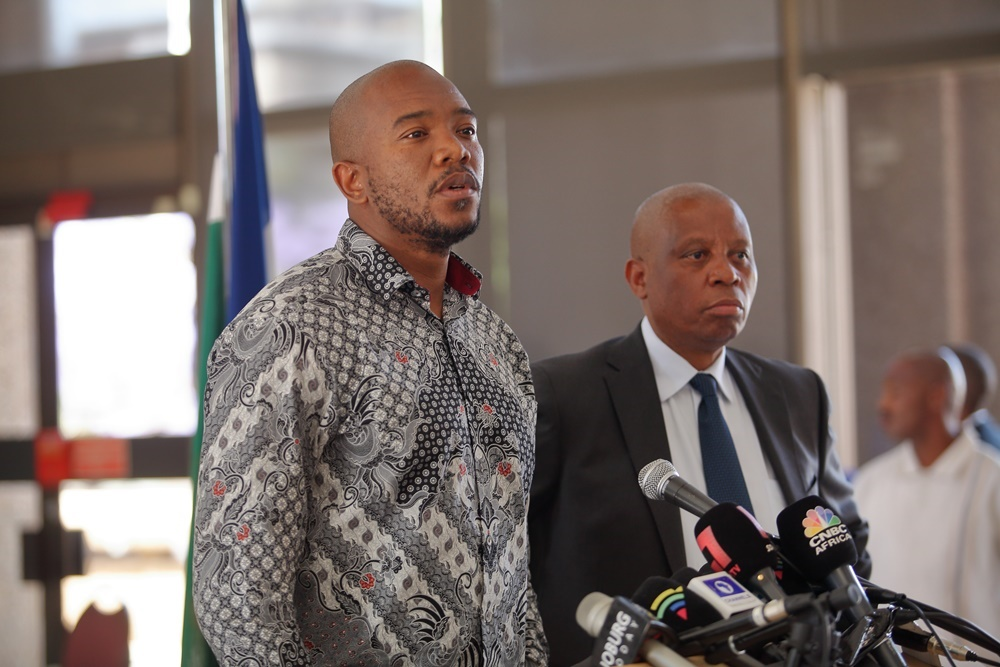Parting of ways: Mashaba to start new party, Maimane to focus on movement - News24