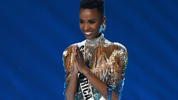 Zozibini takes home Miss Universe