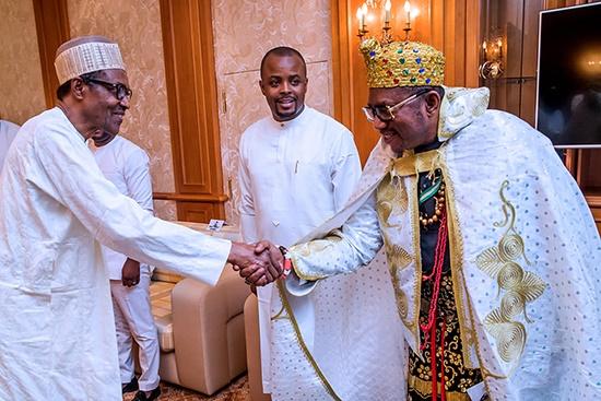 Muhammadu Buhari and One on One Group