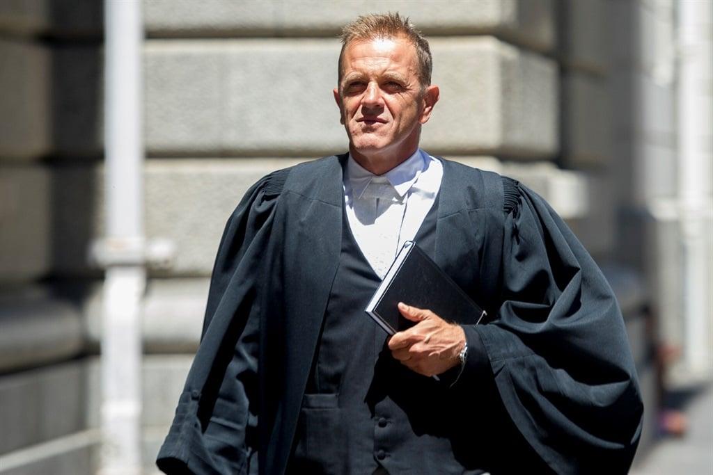 Advocate Pete Mihalik.
