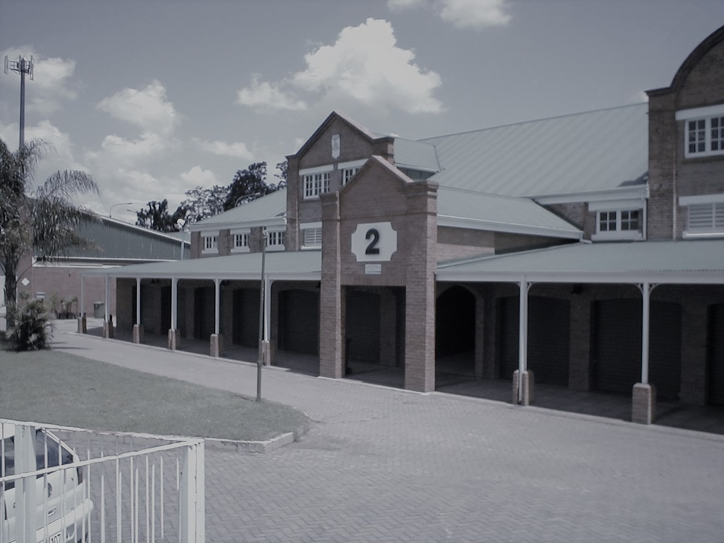 One of the buildings at the Royal Showgrounds.
