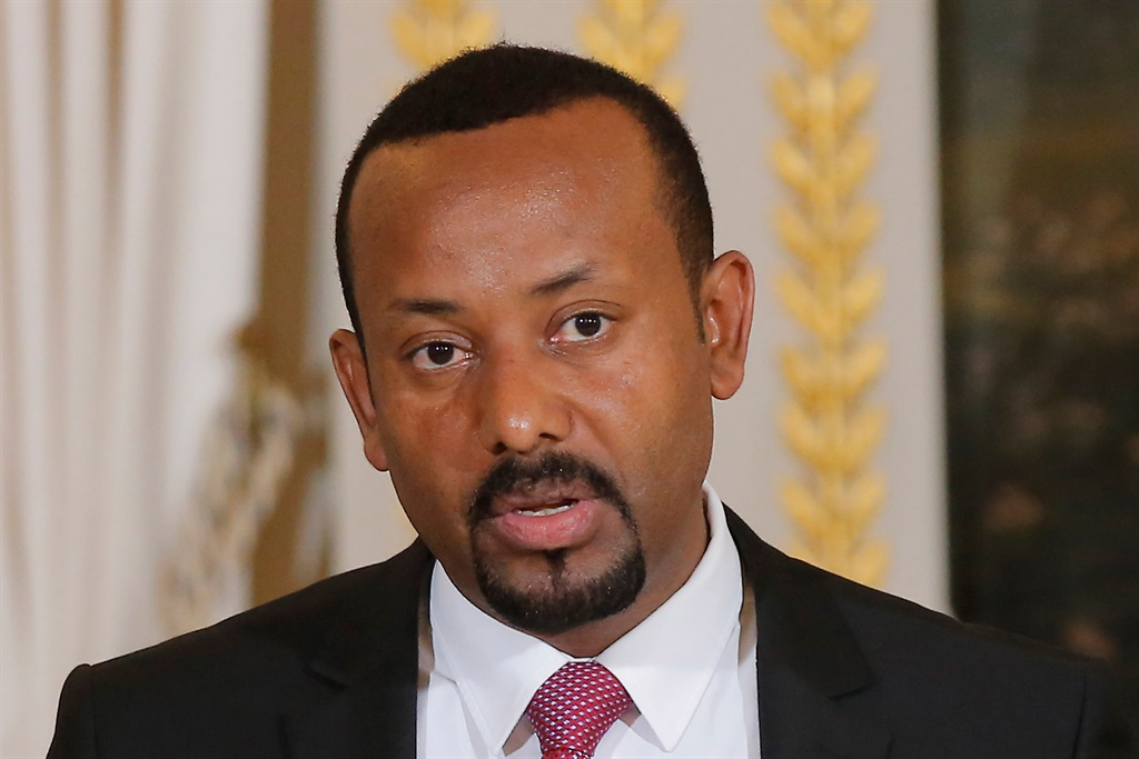 Abiy Ahmed (File: AFP)