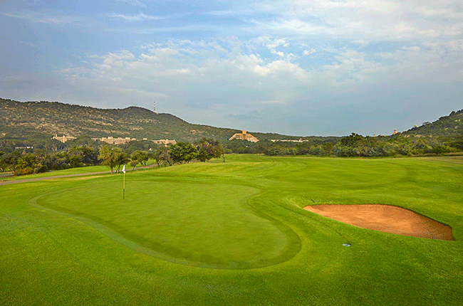 Gary Player Country Club in Sun City (Supplied)