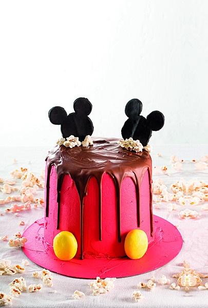 Mickey Mouse koek