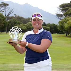 Alice Hewson (Photo: Sunshine Ladies Tour)