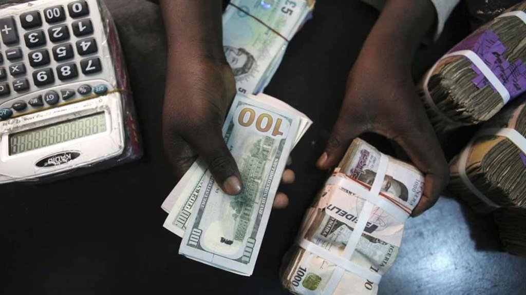 Foreign Exchange Rates In Nigeria