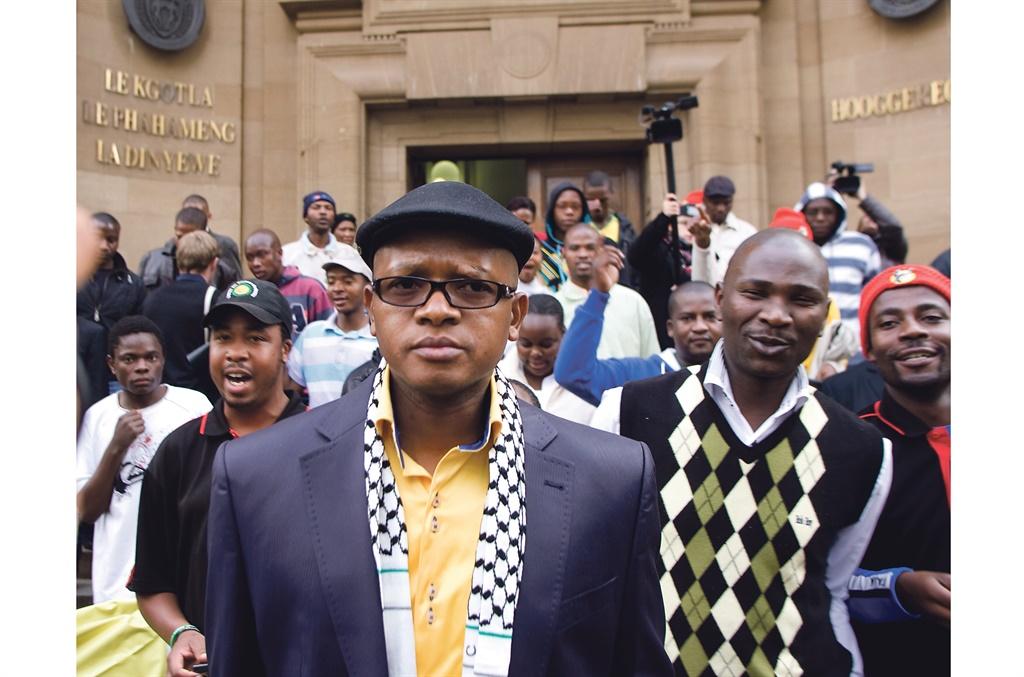 Lehlogonolo Masoga  Picture: Muntu Vilakazi