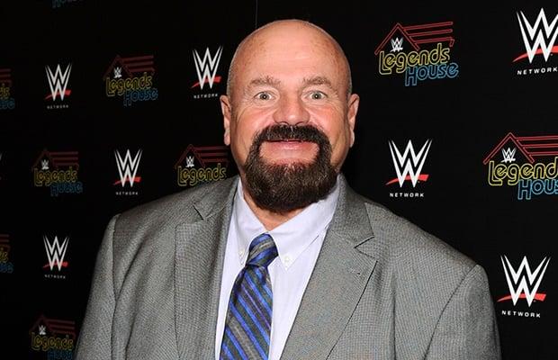 WWE ring announcer Howard Finkel.