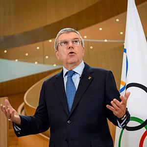 Thomas Bach (AFP)