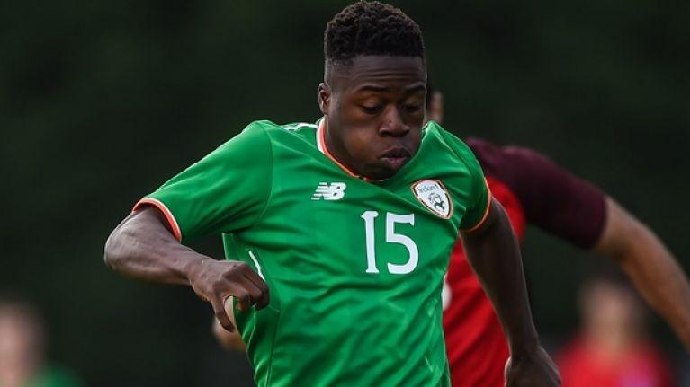 Obafemi for Ireland