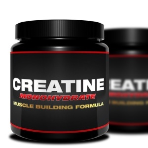Creatine helps build muscle mass.