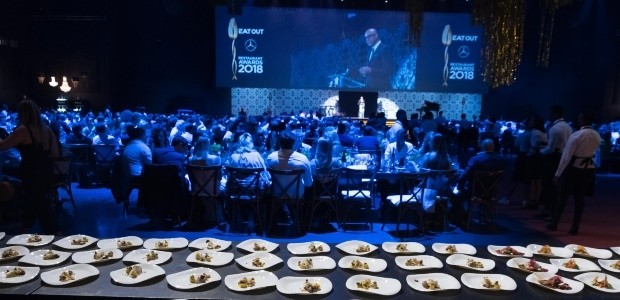 Mercedes Benz Eat Out Awards