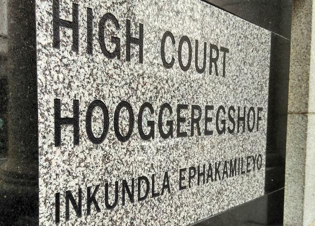 High Court. (Duncan Alfreds, News24, file)