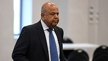 LIVE LUNCHTIME ANALYSIS: Gordhan challenges his detractors, says Treasury was a target for state capture
