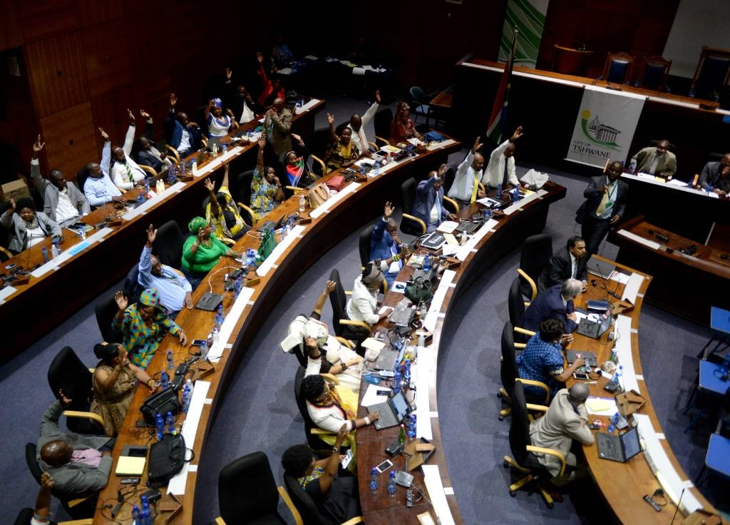 Court encroached on separation of powers in Tshwane ruling: ANC asks Concourt to overturn decision - News24