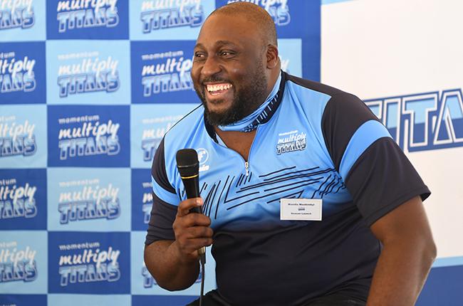 Titans coach Mandla Mashimbyi (Gallo Images)