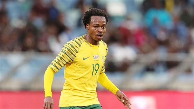 """<strong><span style=""""text-decoration:underline;"""">MATCH REPORT:</span></strong> <strong>Percy Tau rescues Bafana Bafana against plucky Paraguay in Nelson Mandela Challenge clash</strong> <div><span style=""""color:#38444d;font-family:-apple-system, BlinkMacSystemFont, 'Segoe UI', Roboto, Ubuntu, 'Helvetica Neue', sans-serif, 'Apple Color Emoji', 'Segoe UI Emoji', 'Segoe UI Symbol', Arial, '?????? Pro W3', 'Hiragino Kaku Gothic Pro', ????, Meiryo, 'MS P????', 'MS PGothic';font-size:16.7142px;white-space:pre-wrap;""""><br /></span></div>"""