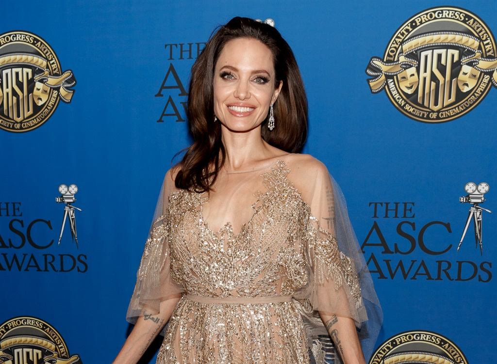 Angelina Jolie. Foto: Getty Images/Gallo Images