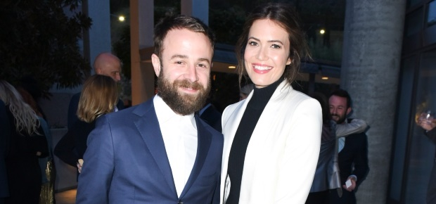 Taylor Goldsmith and Mandy Moore