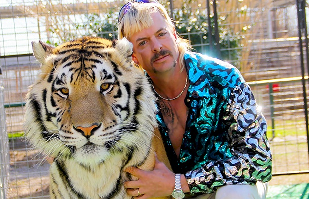 Joe Exotic in 'Tiger King: Murder, Mayhem and Madn