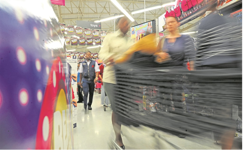 Get ready for a frenzied blur of Black Friday shopping on Friday.