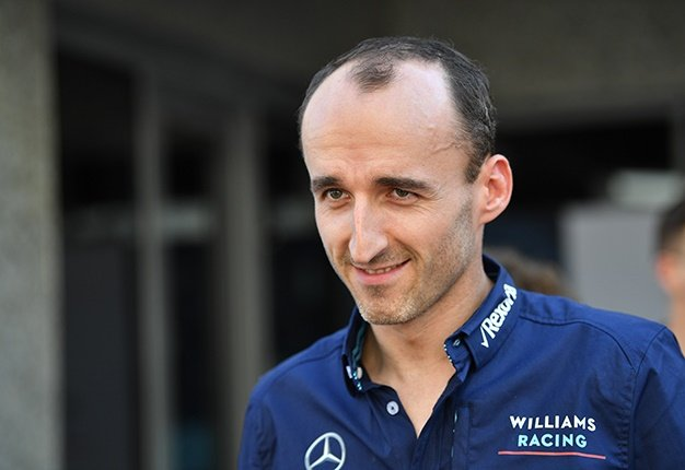 Robert Kubica Williams f1