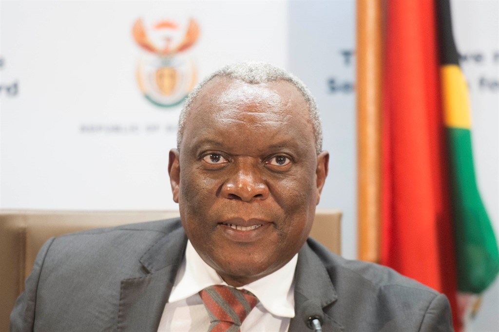 That report was also used by former telecommunications and postal services minister Siyabonga Cwele. Photo: File