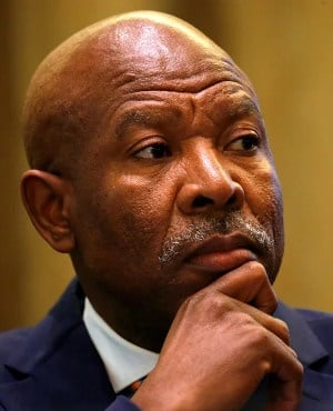 Governor of the SA Reserve bank Lesetja Kganyago.