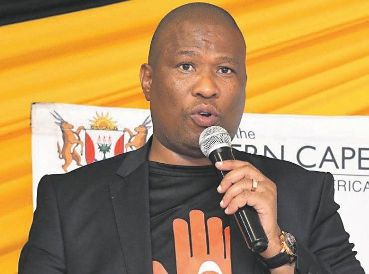 Eastern Cape Premier Oscar Mabuyane. Picture: Supplied