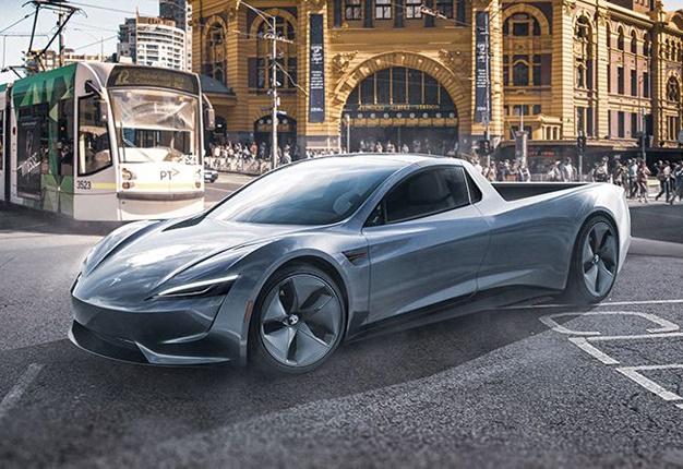 Tesla Ute