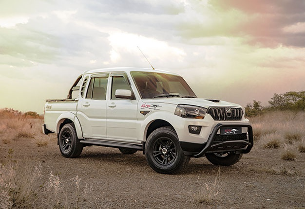 Mahindra Introduces New Double Cab S6 Variant Of Its
