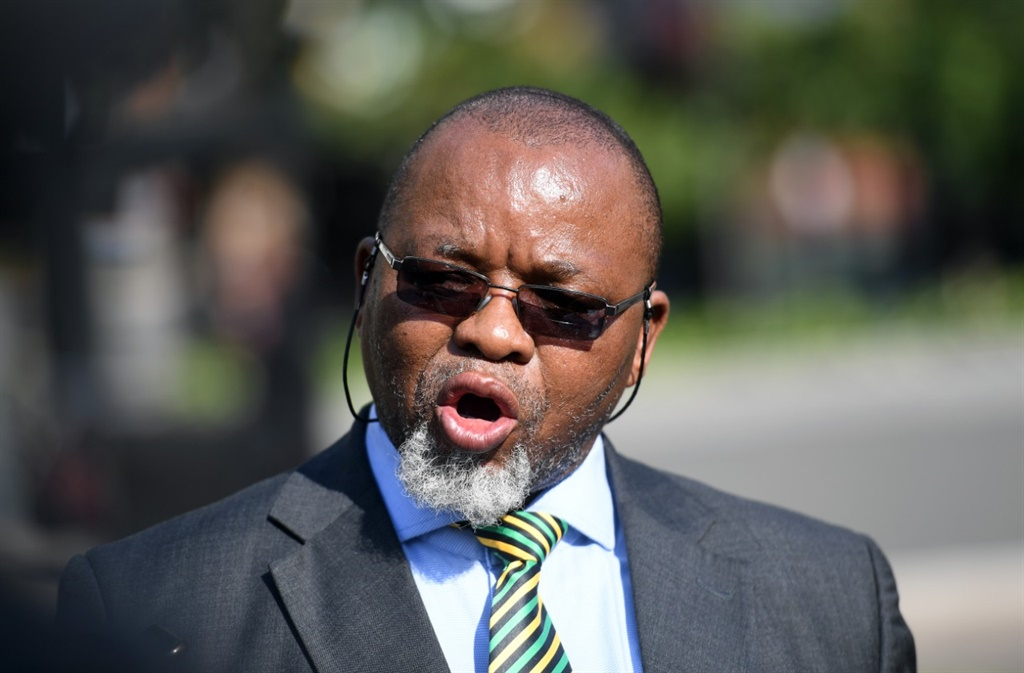 News24.com | JUST IN | Gwede Mantashe denies paying reporters to make sex story 'go away'