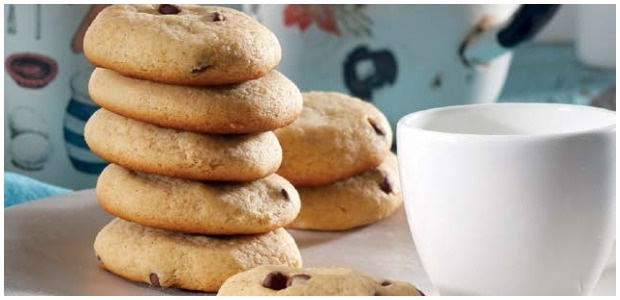 Spicy chocolate chip cookies