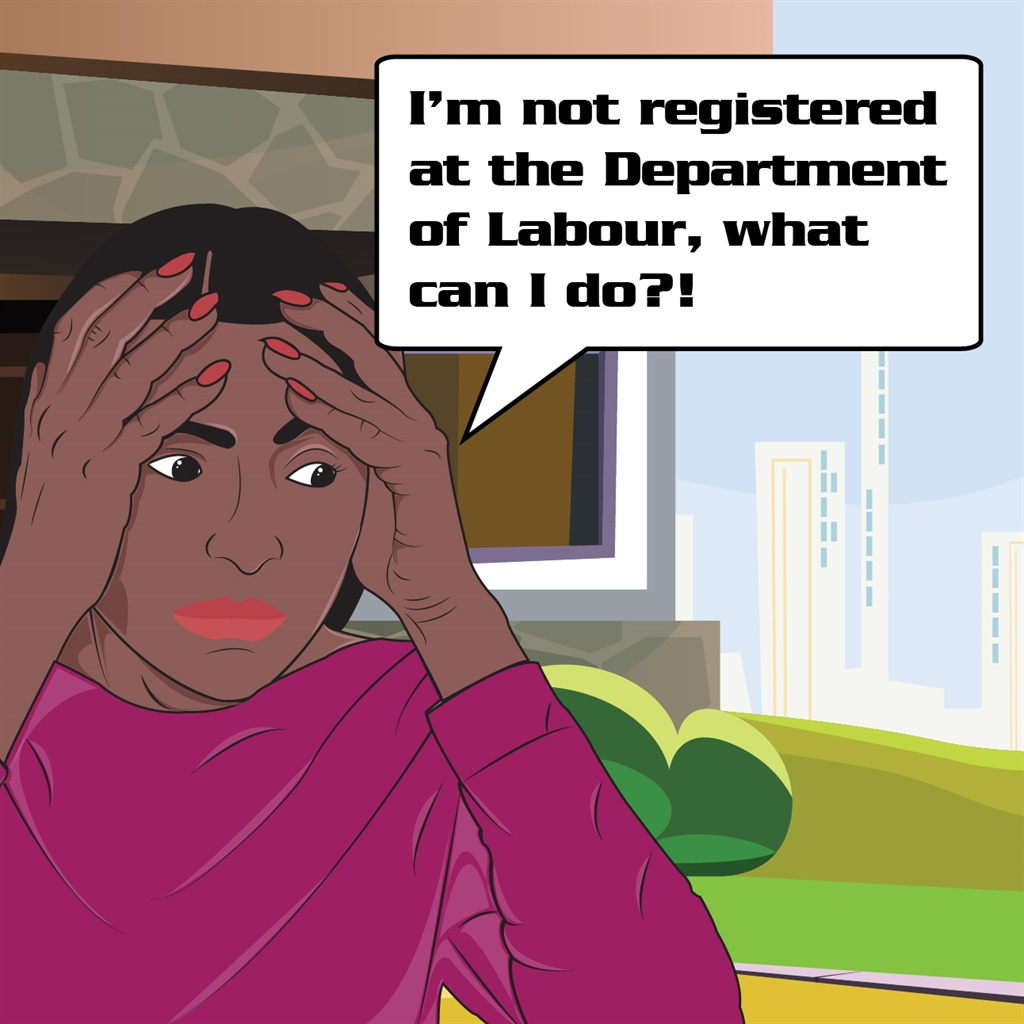 Colorado Department Of Labor: I'M NOT REGISTERED AT THE DEPARTMENT OF LABOUR-NOW WHAT