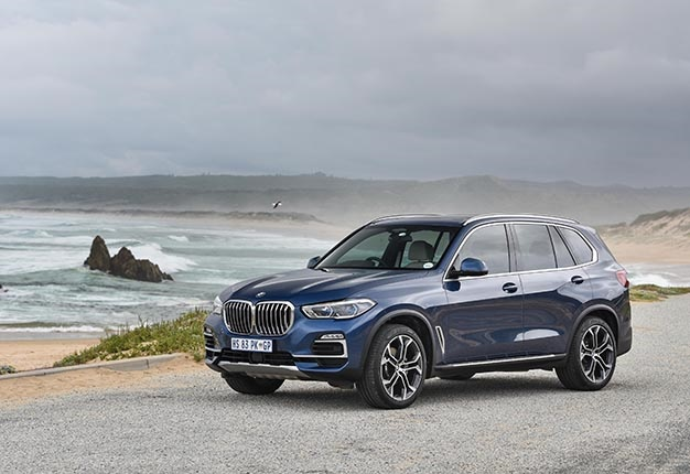 It's finally here! BMW unleashes all-new flagship X5 SUV in