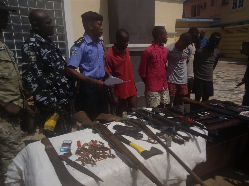 crime, armed robbers, kidnappers, police