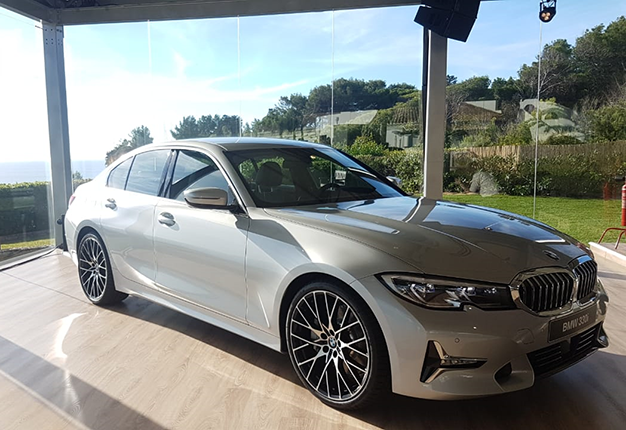 2019 BMW 3 Series Portugal