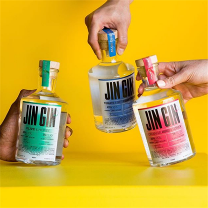 J'Something has released his own brand of Gin