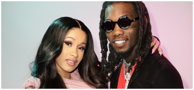 Cardi B and Offset. (Photo: Getty Images/Gallo Ima