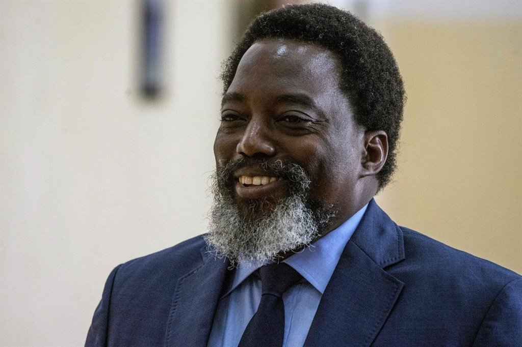 Democratic Republic of Congo President Joseph Kabila Picture: file