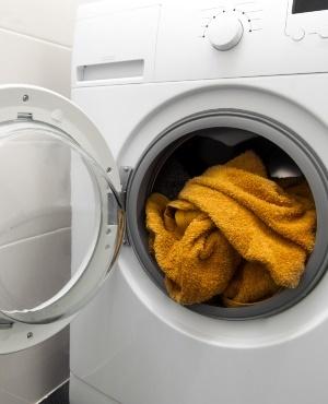 Russian boy washing machine. (Photo: Getty/Gallo Images)
