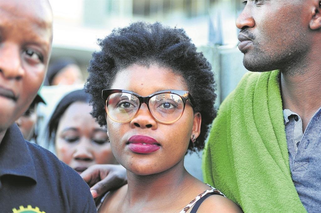 Sibongile Mani. Photo: Lulama Zenzile