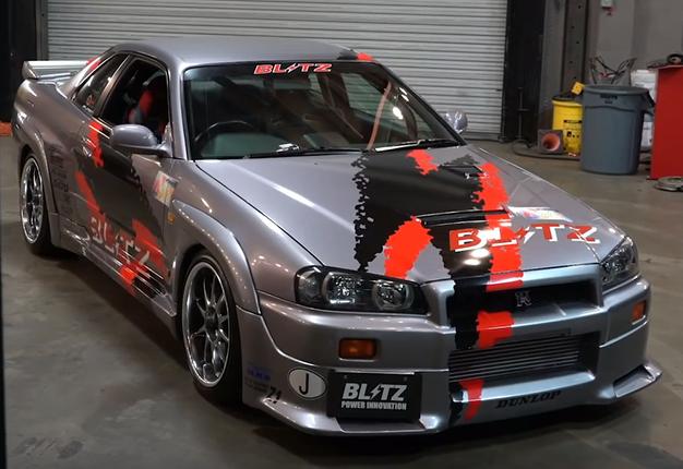 WATCH: Here's how a 'street' Nissan Skyline GT R hit 342km ...