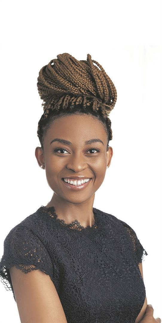 Dineo Lioma's energy and enthusiasm are infectious, and the way she speaks about things such as artificial intelligence (AI), DNA, enzymes and gene sequencing to aid those in the field of healthcare makes one believe there is hope for our virus-stricken world