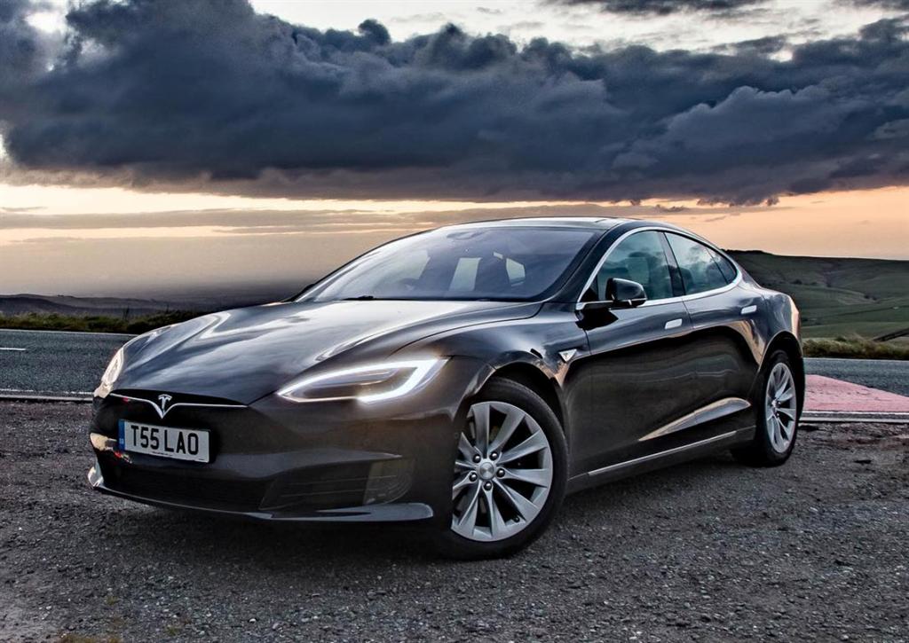 The Tesla Model 3 (Instagram, teslamotors)